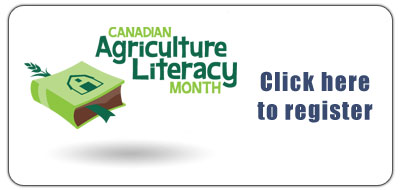Canadian Agriculture Literacy Month